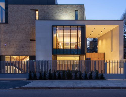 SOUTH HAMPSTEAD SYNAGOGUE – COMMUNITY BUILDING